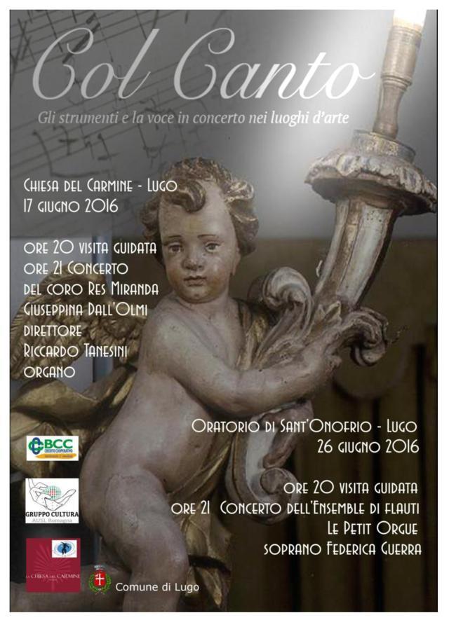 locandina Col Canto